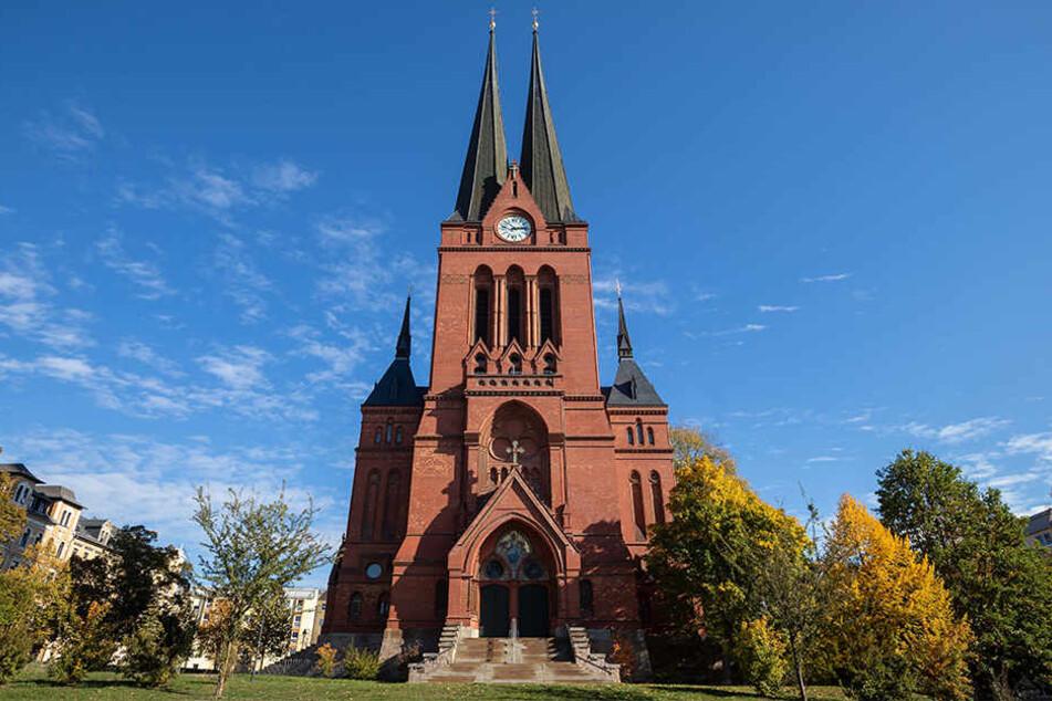 Einen fantastischen Blick auf den Sonnenberg bekommen Sie jeden Mittwoch aus der Markuskirche.