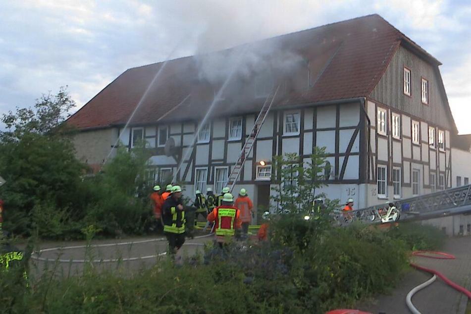 Die Feuerwehr konnte den 57-jährigen Mann nicht mehr retten.