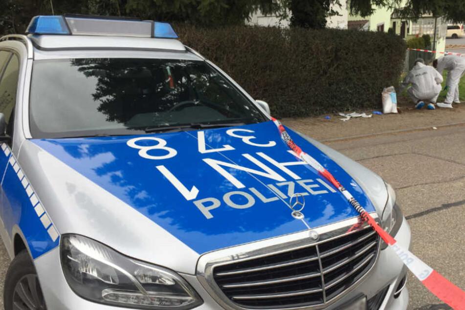 Kurz nach der Tat stellte sich der 57-Jährige der Polizei (Symbolfoto).