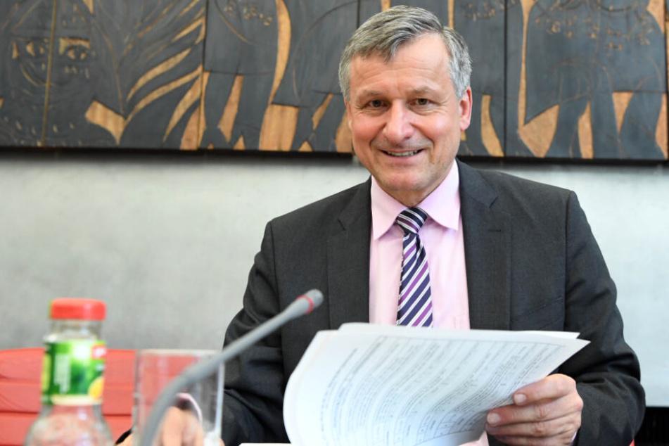 Hans-Ulrich Rülke wurde am Samstag in Ludwigsburg einstimmig zum FDP-Spitzenkandidaten für die Landtagswahl 2021 gewählt. (Archivbild)