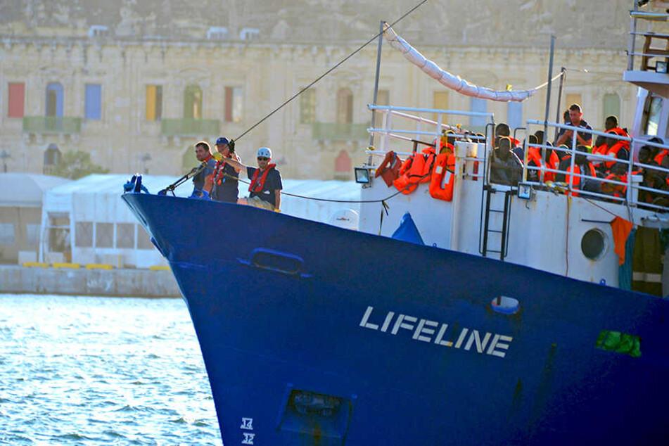 Die Dresdner Lifeline