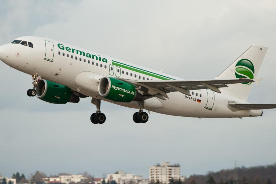 Nach Air-Berlin-Pleite: Germania in großer Finanznot