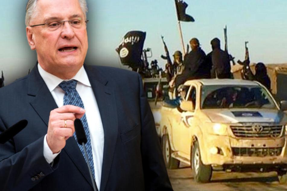Kämpfer des IS? Herrmann fordert Entzug deutscher Pässe