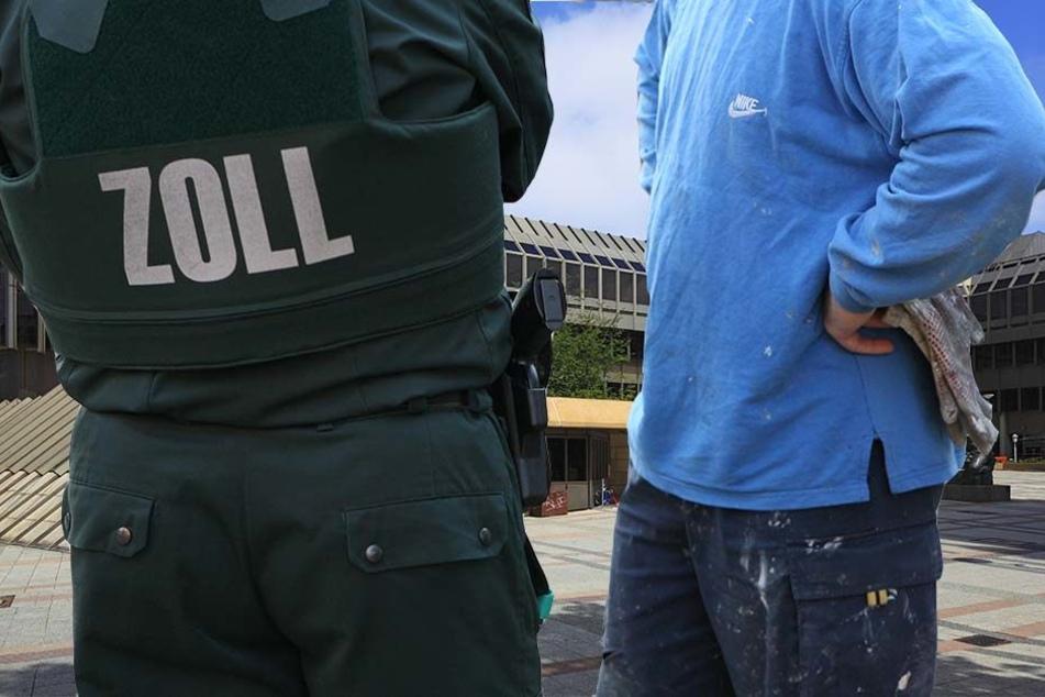 Gegen drei Schwarzarbeiter wurden Strafanzeige eingeleitet. (Symbolbild)