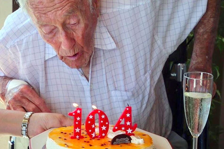 Am 4. April 2018 feierte David Goodall seinen 104. Geburtstag. Wenn es nach ihm geht, soll es sein Letzter gewesen sein.