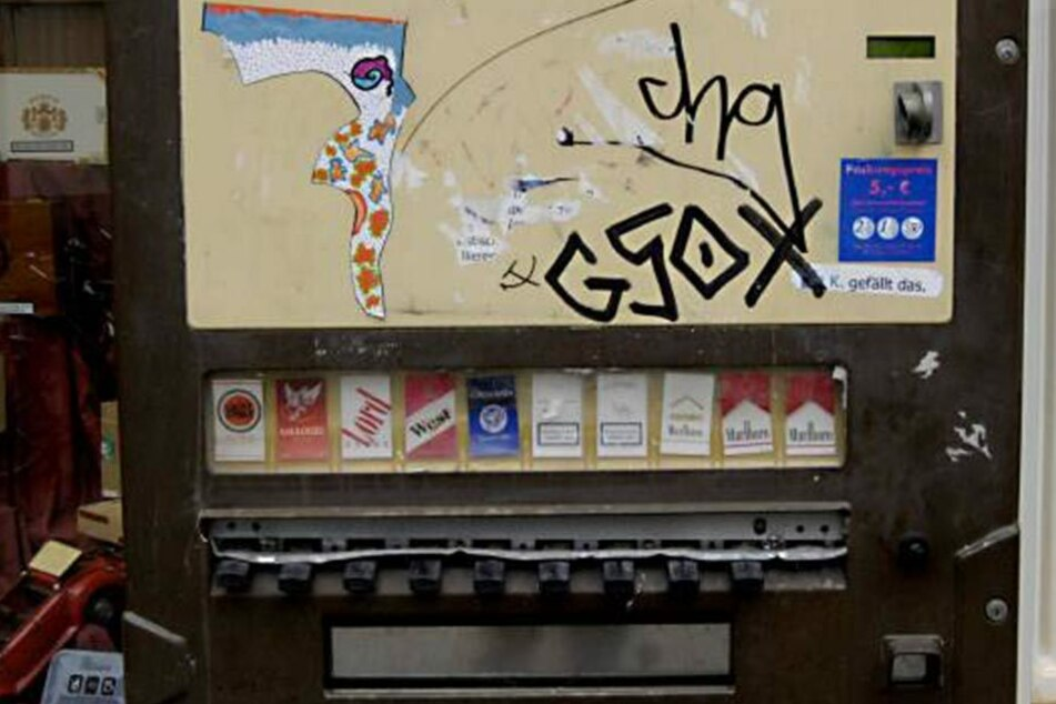 Kommt jetzt das Aus für den Zigaretten-Automaten?