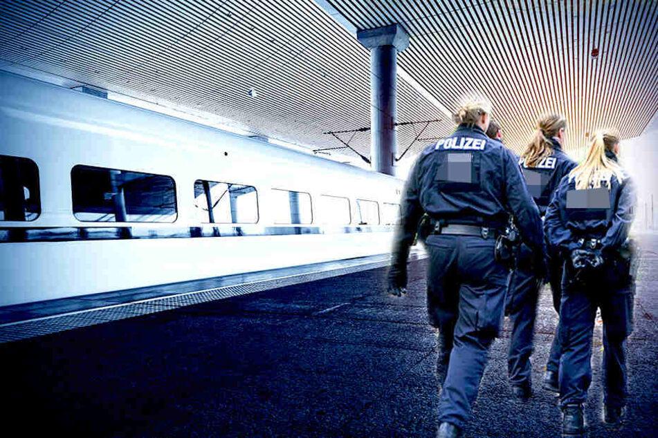 Am Bahnhof in Görlitz wurde eine 15-Jährige mit einem Stock verprügelt und verletzt.