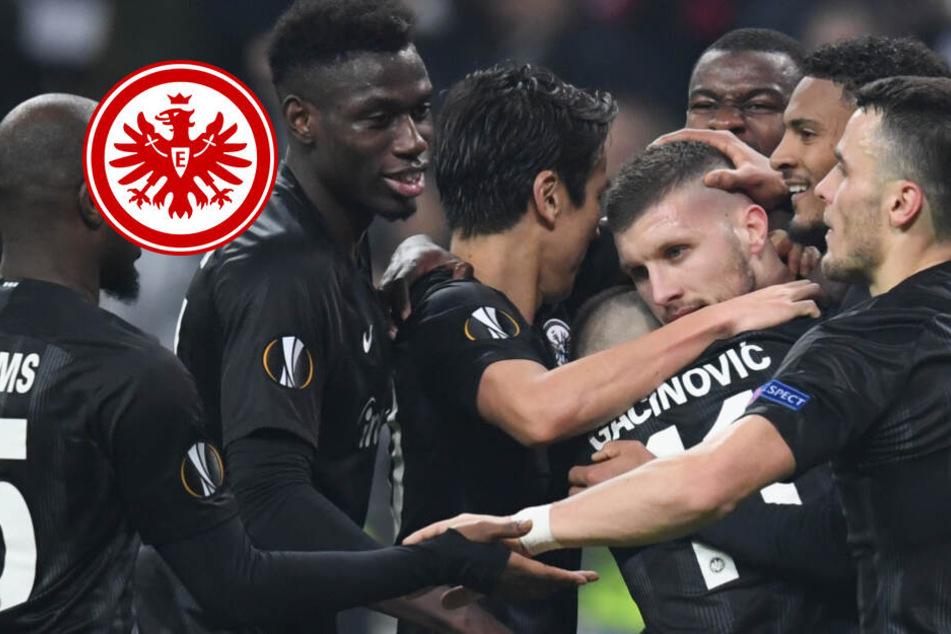 Eintracht will gute Ausgangsposition für Rückspiel bei Inter schaffen