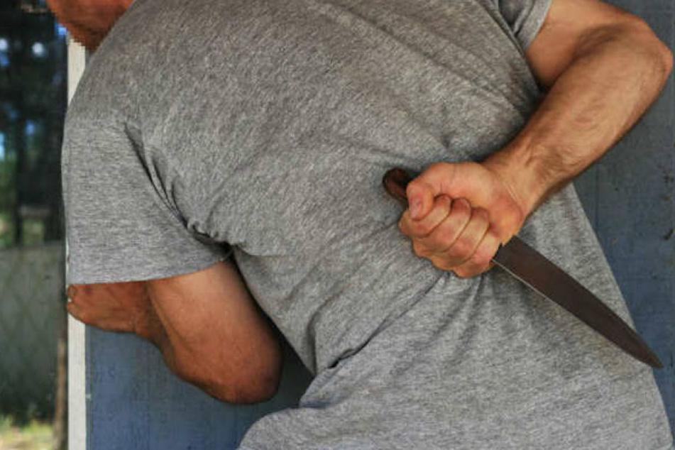 In einem Asylbewerberheim in Plauen kam es zu einer Messerattacke (Symbolbild).