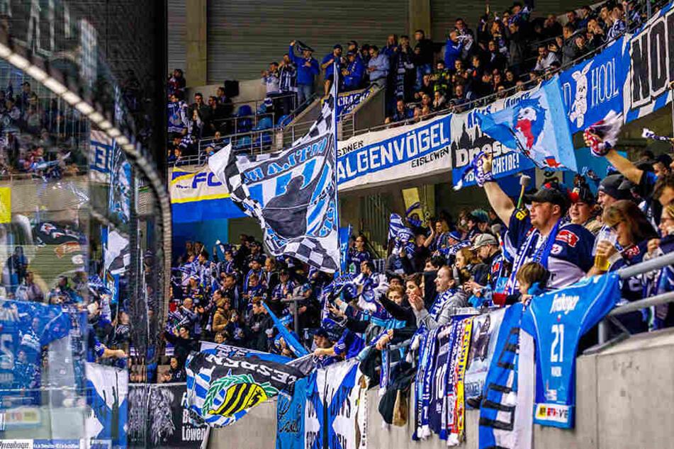 Die Fans rieben sich die Augen. Nach einem peinlichen Auftritt in Deggendorf spielten die Eislöwen gestern saustark.