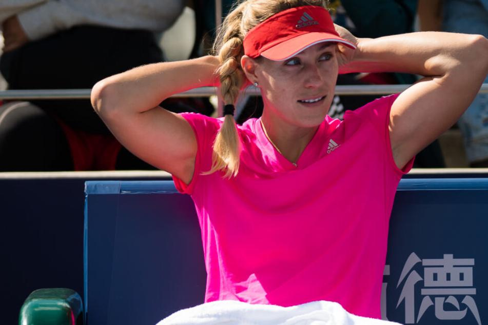 Nach Halep-Absage: Tennis-Ass Angelique Kerber profitiert beim Porsche Tennis Grand Prix