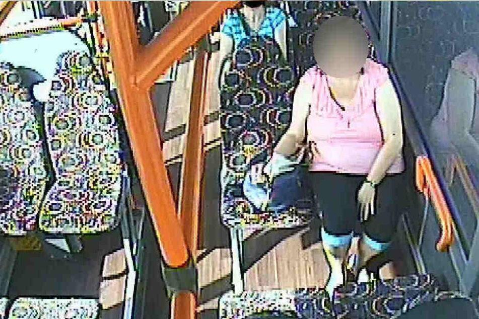 Die Frau konnte von Zeugen identifiziert werden.