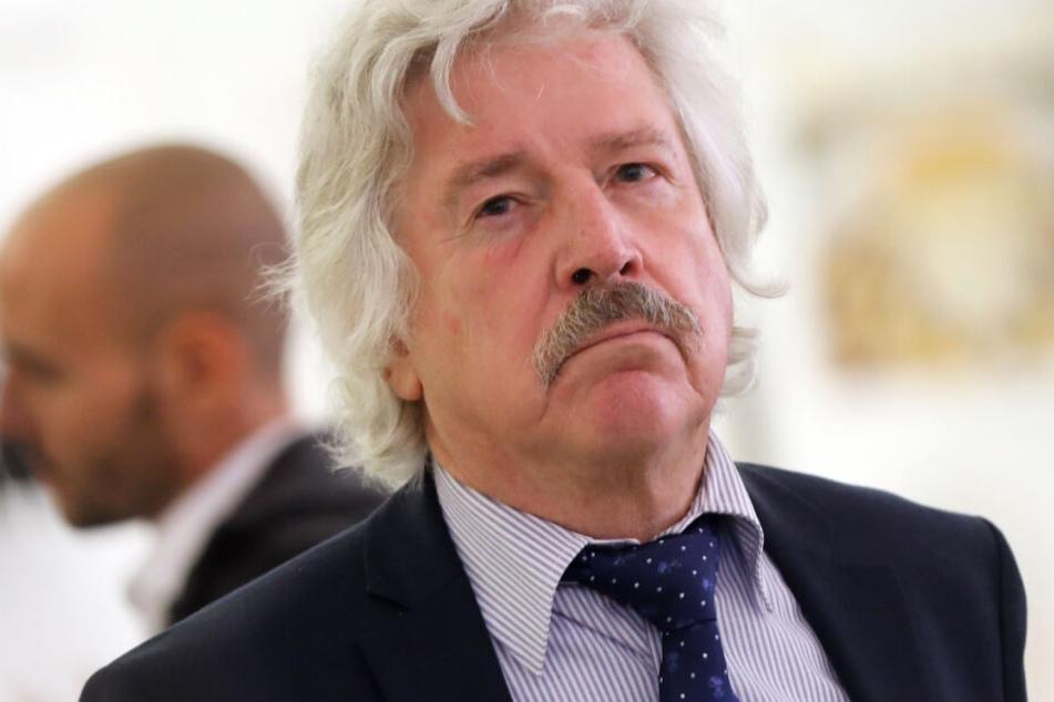 Bei der hessischen Landtagswahl 2018 trat Rainer Rahn als Spitzenkandidat für die AfD an.