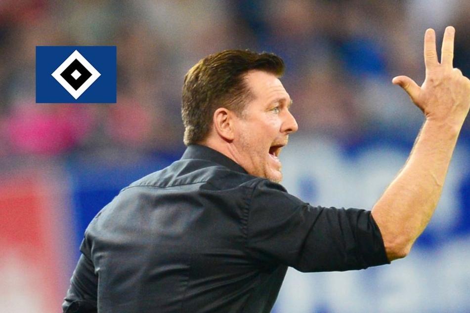 """HSV-Trainer Titz nach Kiel-Pleite: """"Haben verdient verloren"""""""
