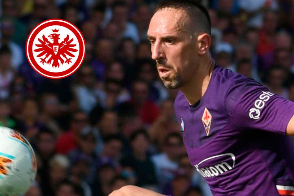 Eintracht war an Ex-Bayer Ribéry dran: Darum scheiterte der Mega-Deal