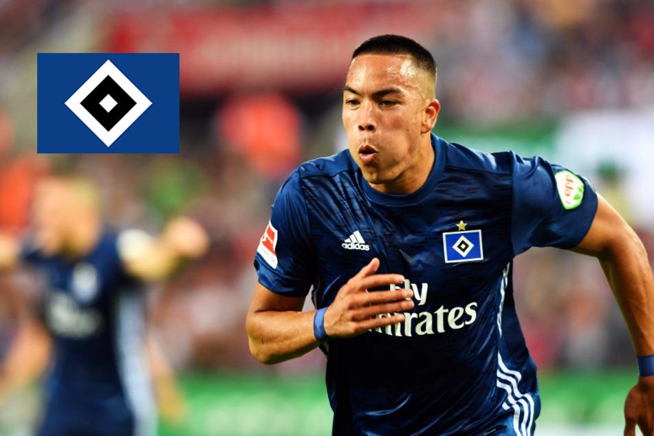 HSV löst Vertrag mit Bobby Wood vorzeitig auf! US-Boy kehrt in seine Heimat zurück