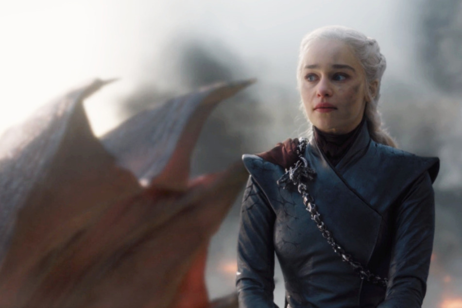"""In diesem Moment traf Daenerys Targaryen (Emilia Clarke) in der vorletzten """"Game of Thrones""""-Episode """"Die Glocken"""" eine folgenschwere Entscheidung."""