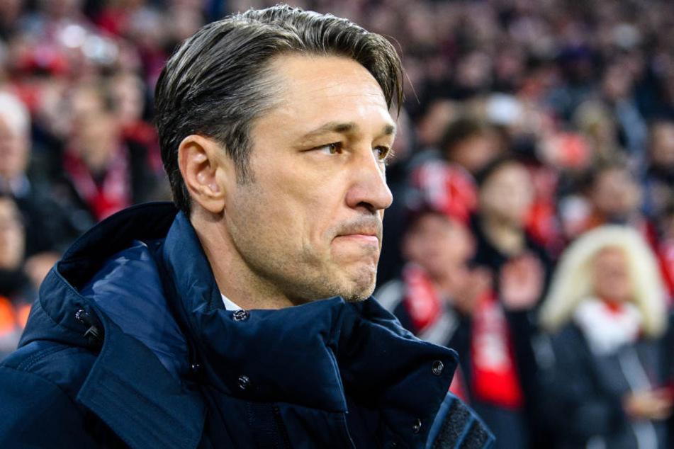 Niko Kovac steht beim FC Bayern München offenbar vor dem Aus. (Archivbild)