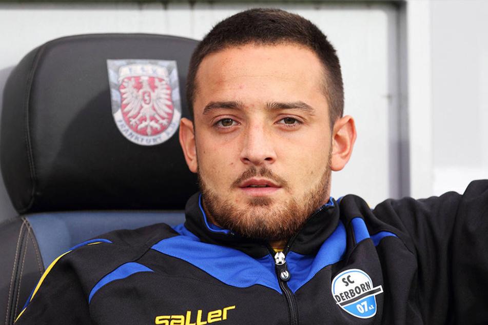 Deniz Naki (27) spielte in der Saison 2012/13 beim damaligen Zweitligisten SC Paderborn.