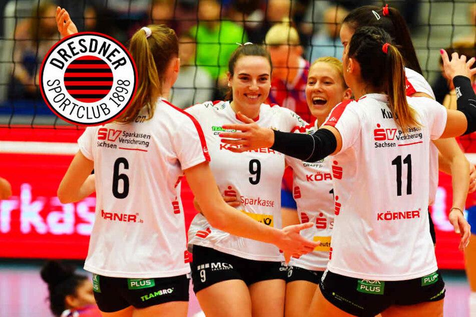 Dresdner SC vor Einzug ins Viertelfinale: Kubura & Co. fegen Bacau weg!