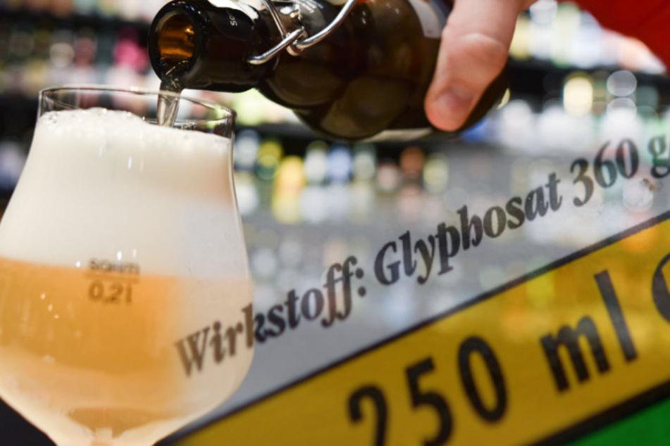 In 18 alkoholfreien Bieren konnte Glyphosat nachgewiesen werden. (Symbolbild)