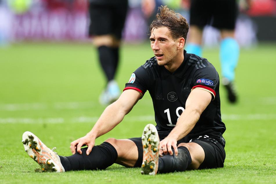 Ein enttäuschter Leon Goretzka konnte das Ausscheiden der deutschen Mannschaft nicht verhindern.