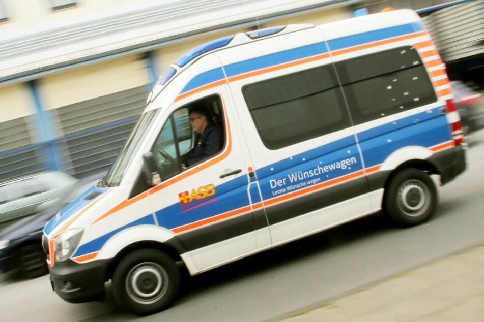 Den Wünschewagen gibt es seit zwei Jahren in Hamburg.