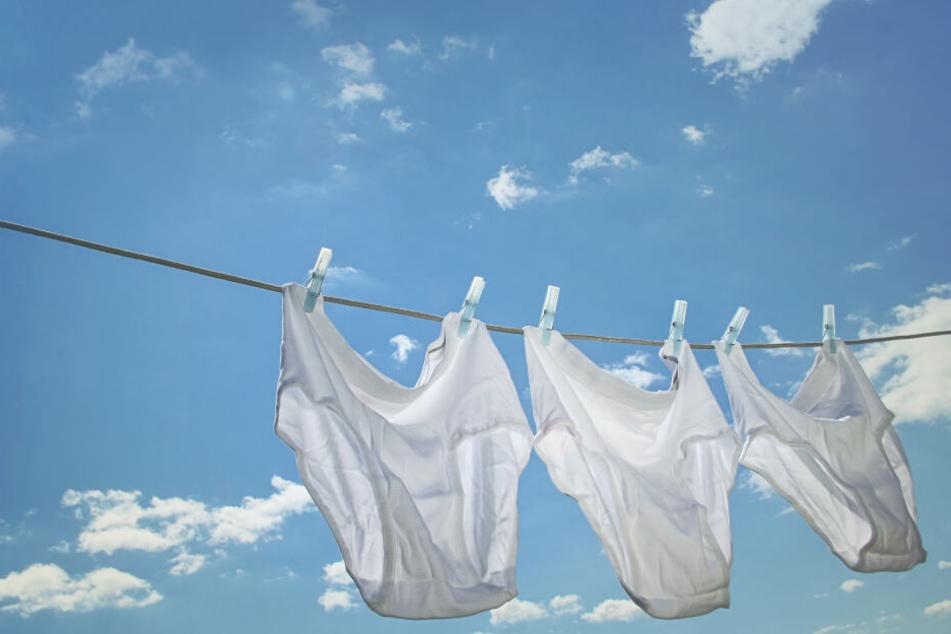 Über ein Drittel der Befragten lässt am Morgen angeblich frische Unterwäsche weg!