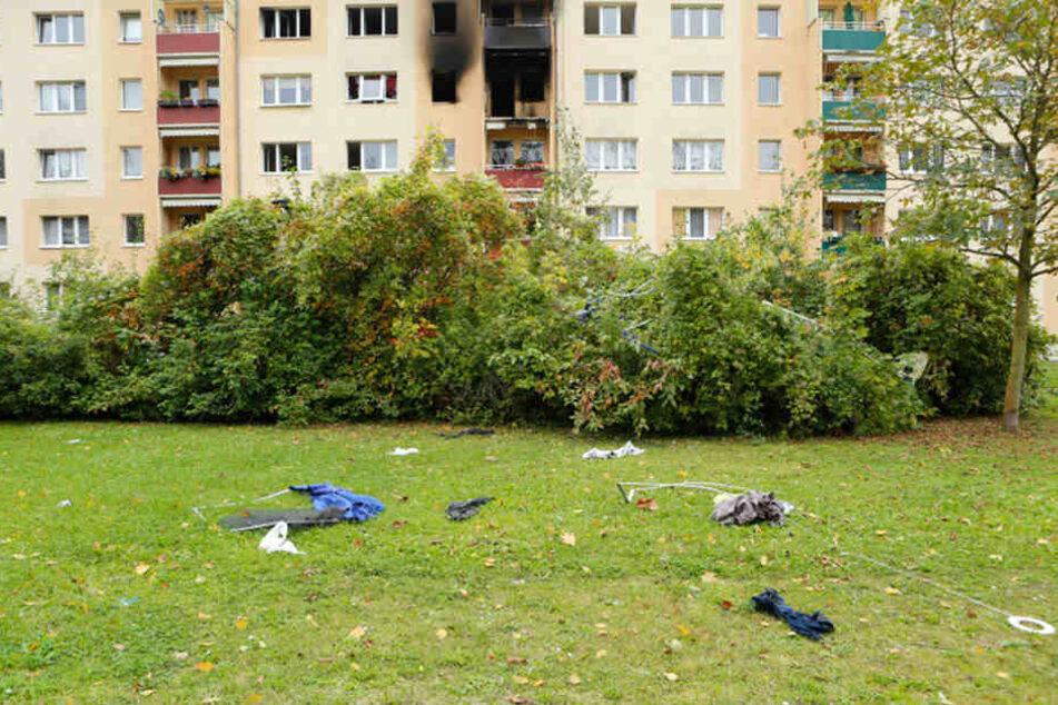 Die Ursache für die Explosion konnte zu dem Zeitpunkt noch nicht festgestellt werden.