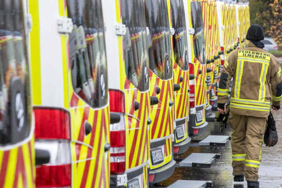 Der Katastrophenschutz hat neue Autos erhalten.