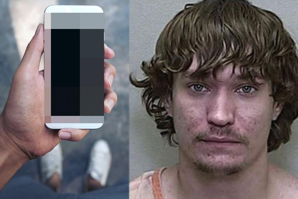 Frau findet Handy und sieht darauf Videos, auf denen dessen Besitzer seinen Hund vergewaltigt