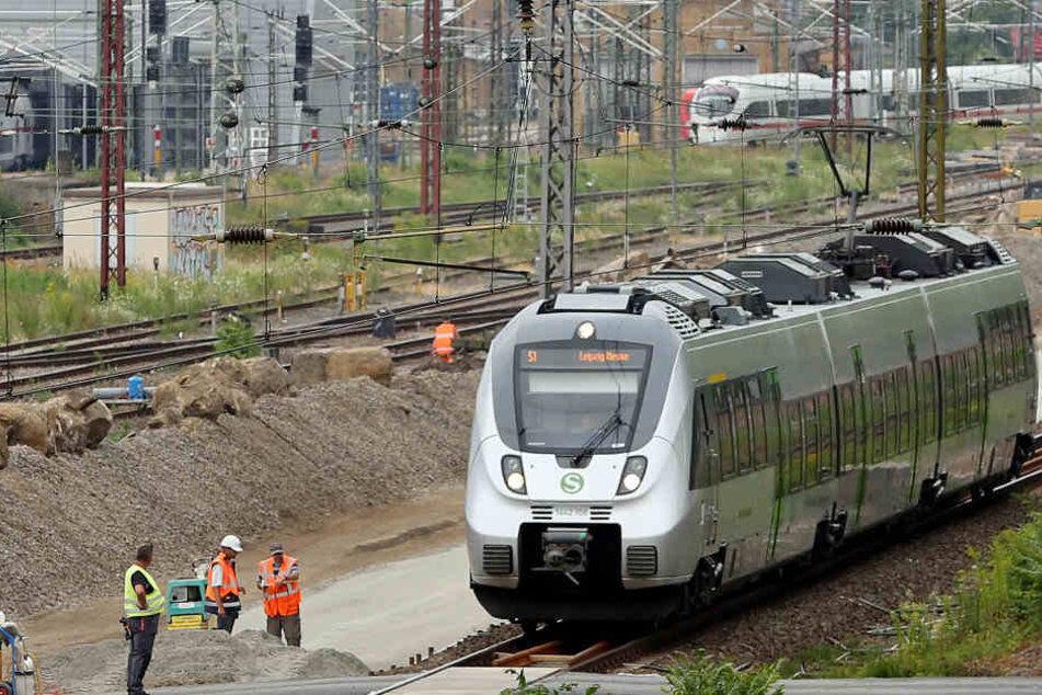 In nur 65 Minuten von Jena nach Leipzig. Wenigstens ein kleiner Schritt in Richtung Fernverkehr.