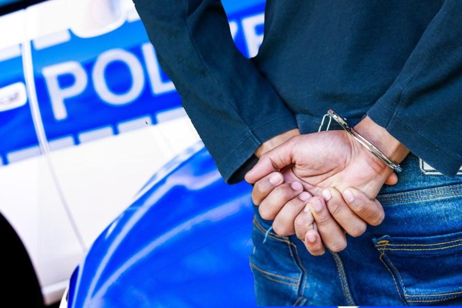 In zwei Fällen konnte die Polizei Wuppertal Einbrecher kurz nach den Taten festnahmen (Symbolbild).