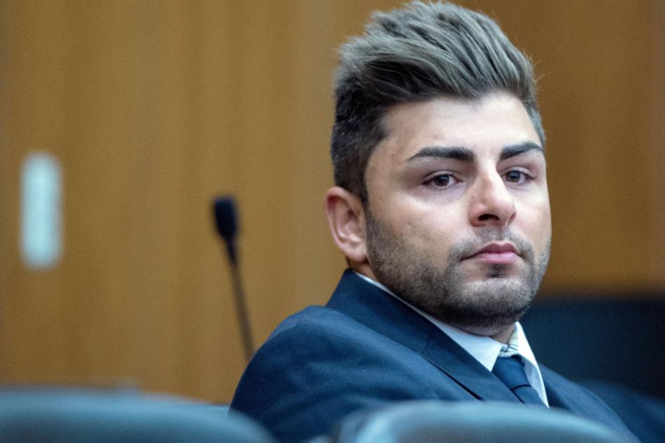 Schon in der Vergangenheit saß Severino vor Gericht. Diesmal ging es jedoch glimpflich für ihn aus (Archivbild).
