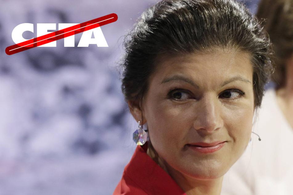 Sahra Wagenknecht (47, Die Linke).