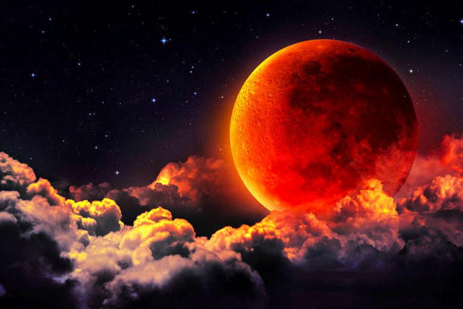 So groß ist der Einfluss des Mondes auf den Menschen