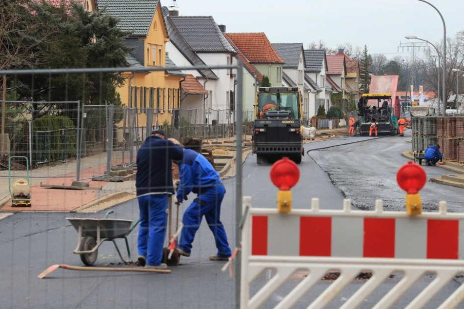 Durch die Gebietsreform könnte die finanzielle Belastung für Anwohner beim Straßenbau oder Winterdienst steigen.