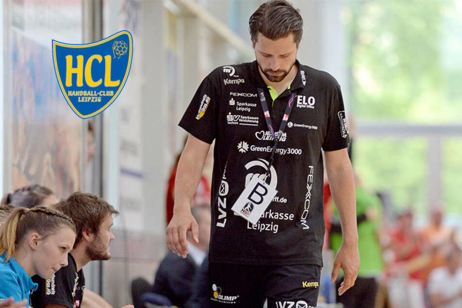 Nach Insolvenz: HCL-Trainer kritisiert Vereinsführung scharf