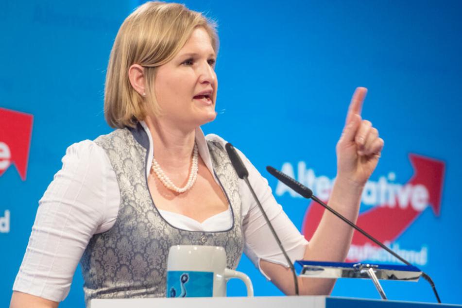 Katrin Ebner-Steiner will nicht mehr als Vizelandeschefin kandidieren.