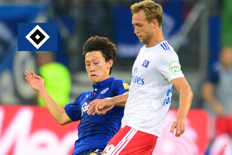 So viel soll Matti Steinmann beim HSV verdienen