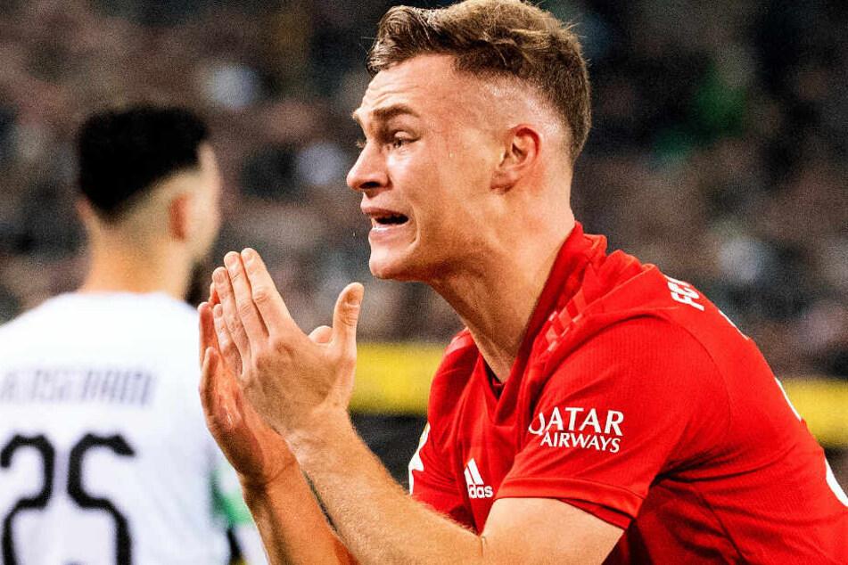Neben verletzten Spielern muss der Verein gegen Hertha BSC auch auf den gesperrten Joshua Kimmich verzichten.