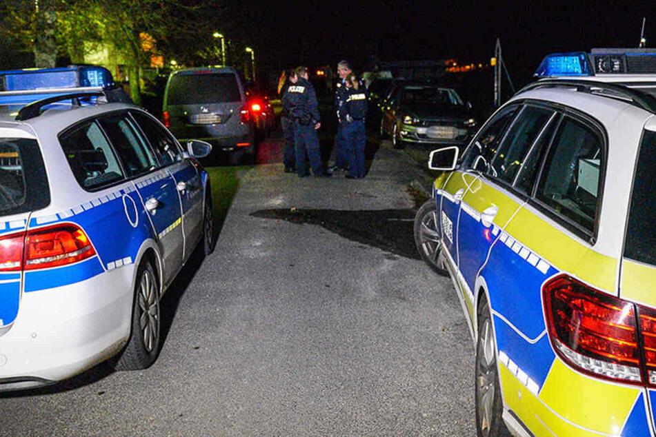 Die Polizei konnte mehrere Personen festnehmen. (Symbolbild)