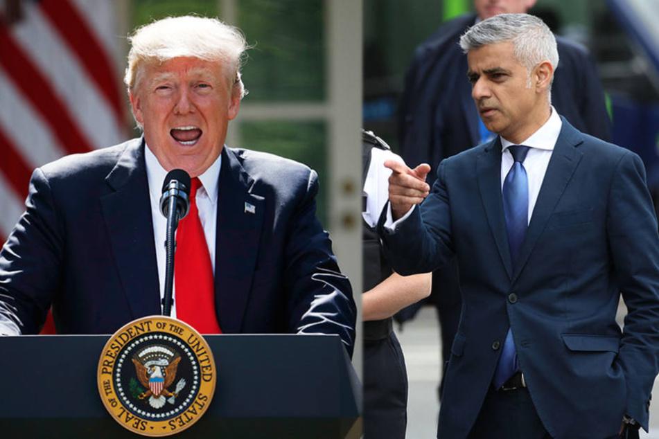 Nach Twitter-Eskapade: Donald Trump in London nicht erwünscht