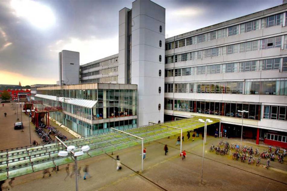 """Das Rektorat der Uni Bielefeld appelliert """"für ein respektvolles Miteinander""""."""