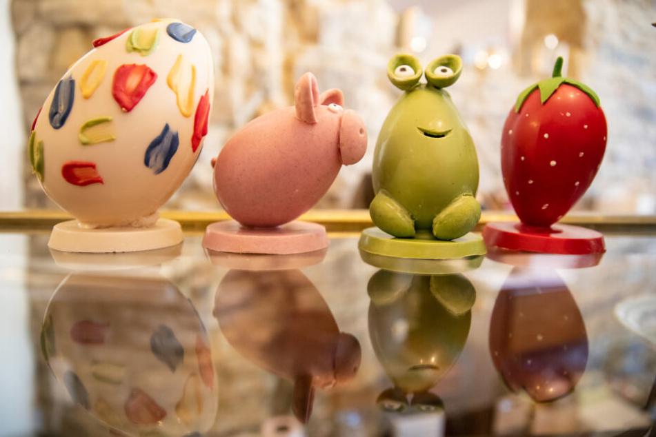 Alles andere ist Schokolade: Die Trends im Osternest