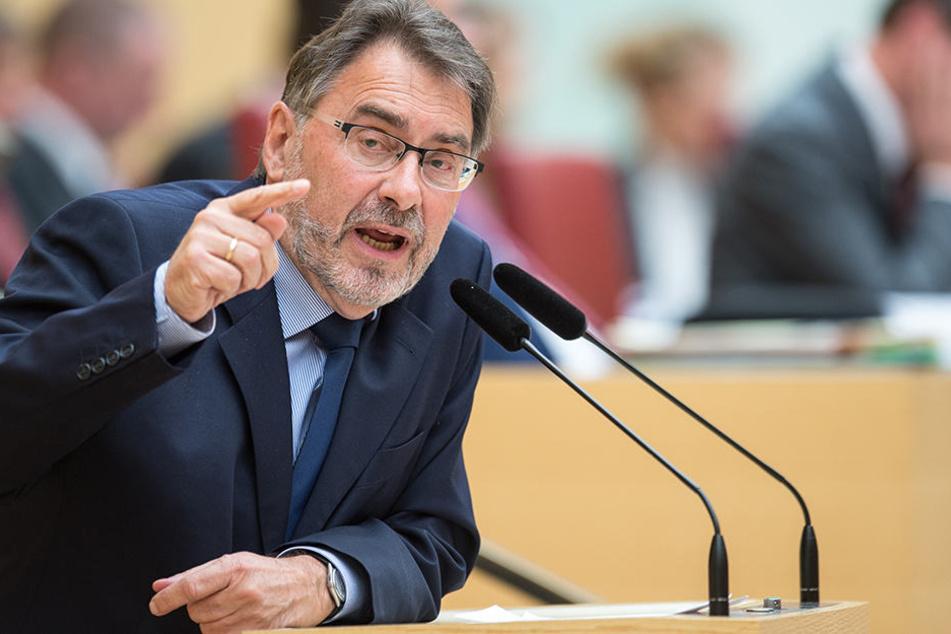 Landtagsabgeordneter Herbert Kränzlein.