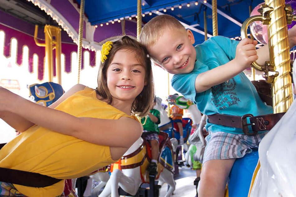 Viele glückliche Kinder erhoffen sich die Veranstalter.