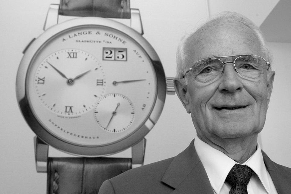 Walter Lange ist der Urenkel des Firmengründers.
