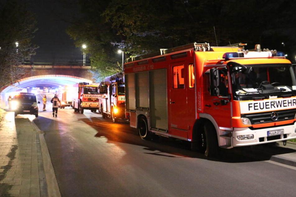 Lokführer geschockt: Mann liegt tot auf Bahngleisen