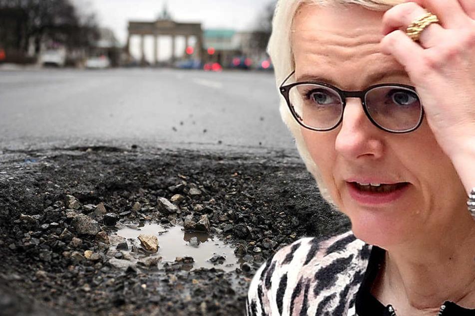 Die Metropole Berlin braucht eine leistungsfähige Infrastruktur, so Günther.